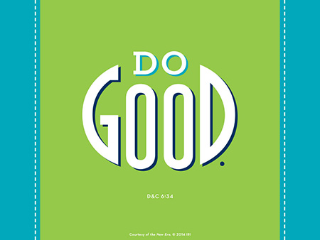do good wallpaper