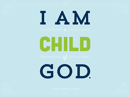 child of God wallpaper