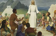 Jesus Visits the Americas