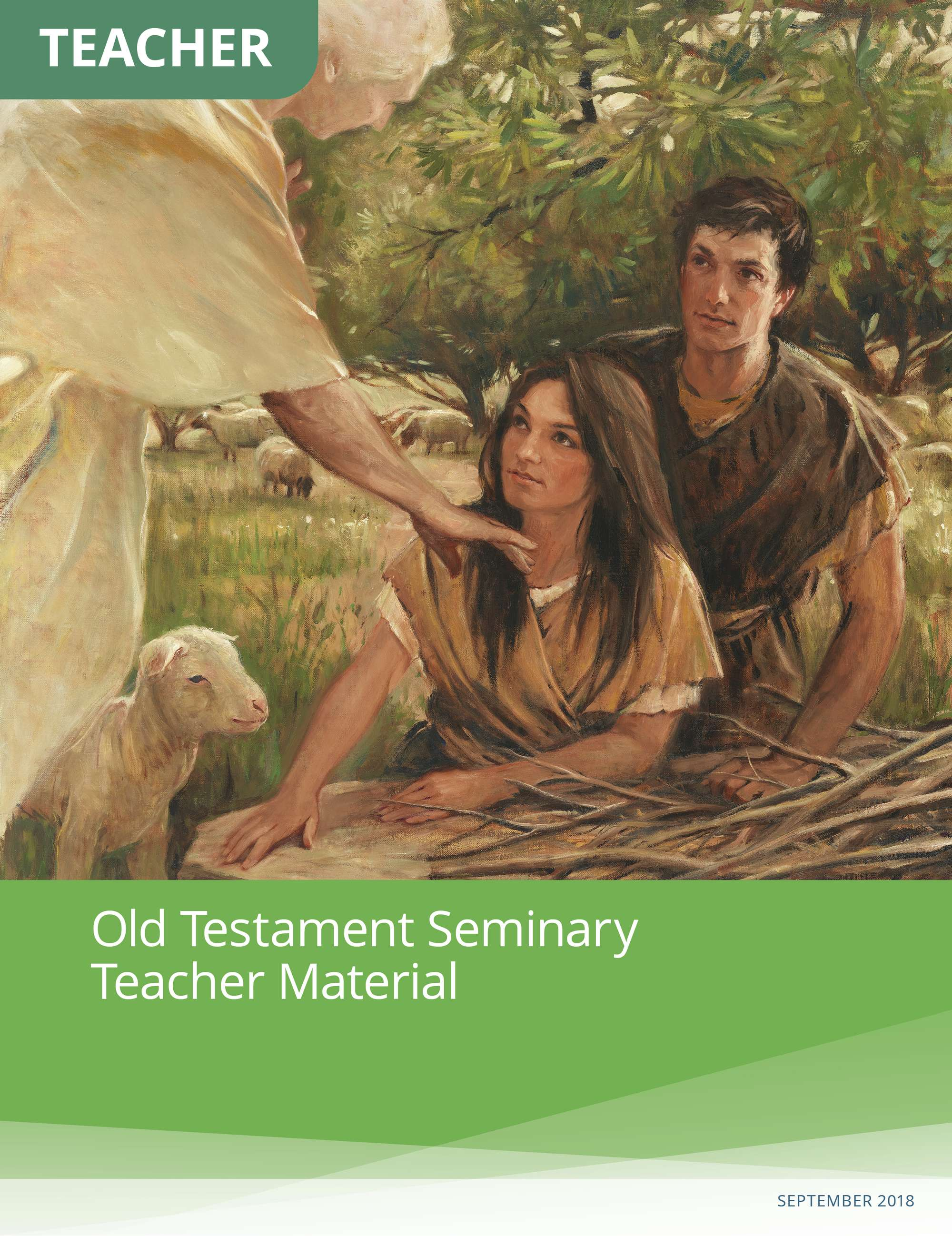 Old Testament Seminary Teacher Manual