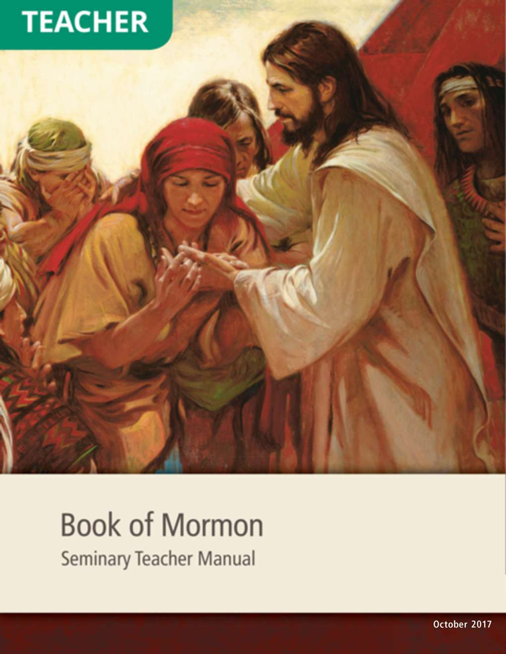 Book of Mormon Teacher Manual