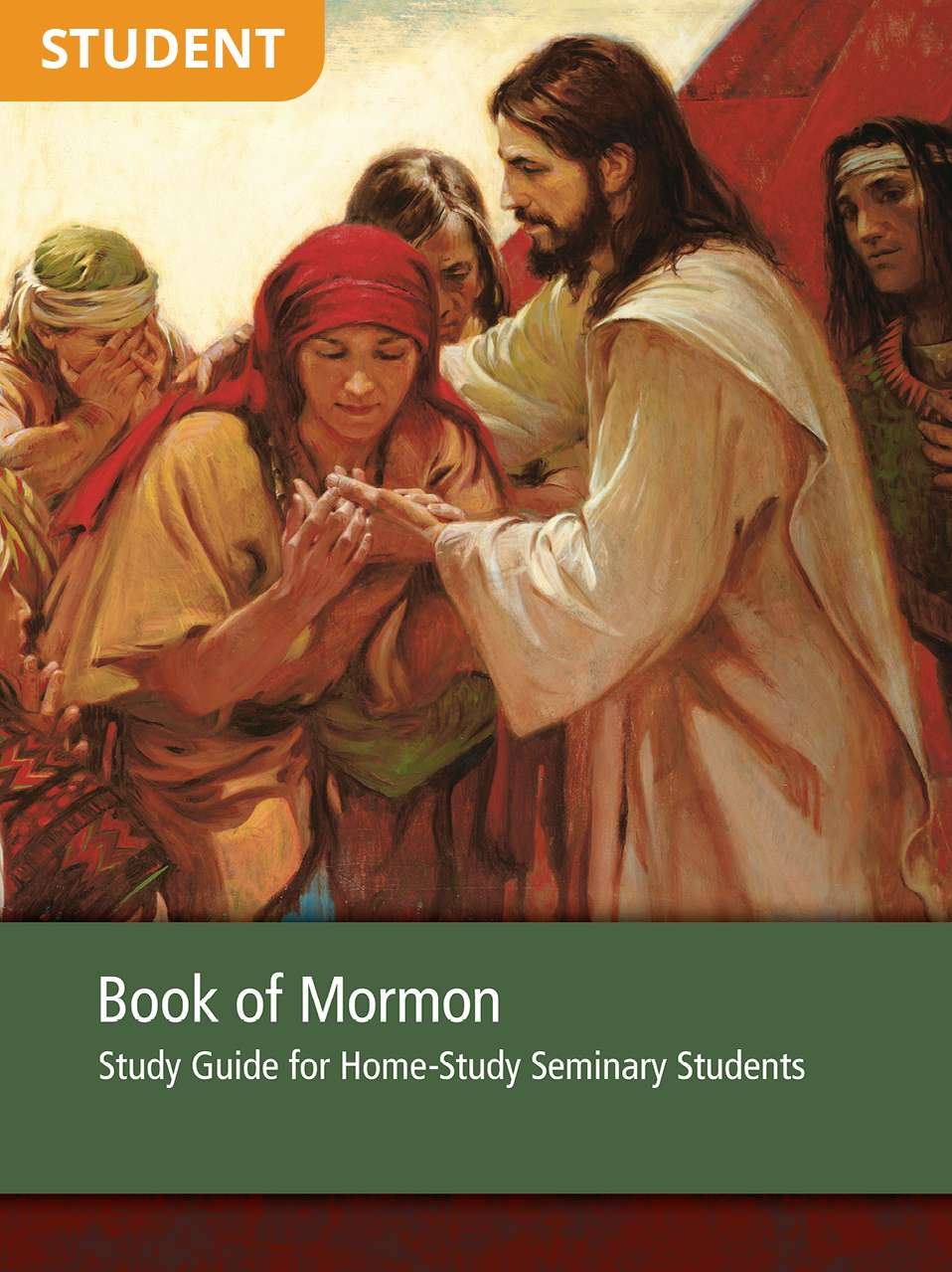 Book of Mormon Study Guide for Home-Study Seminary Students - 2013