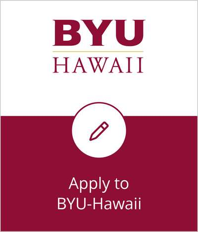Apply BYU Hawaii